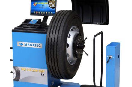 Wheel Balancer Manatec