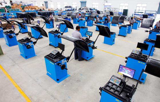 Production Facility Manatec