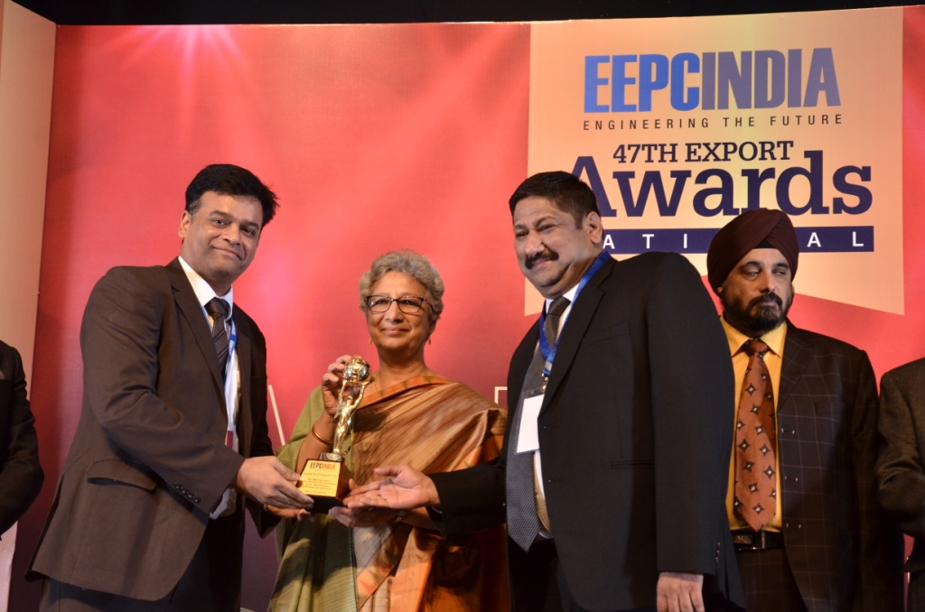 EEPC national award 2014-15