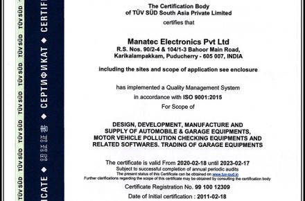 ISO 9001 2008 Certificate 01
