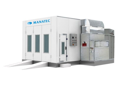 Paint Booth 700 Eco plus